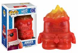 FUNKO POP CRYSTAL ANGER LIMITED EDITION