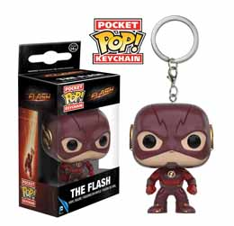 PORTE-CLE POCKET POP DC COMICS THE FLASH