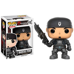 GEARS OF WAR FUNKO POP! GAMES MARCUS FENIX