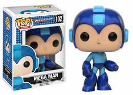 MEGAMAN FUNKO POP FIGURINE MEGA MAN