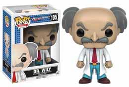 MEGAMAN FUNKO POP FIGURINE DR. WILY