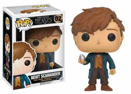 LES ANIMAUX FANTASTIQUES FUNKO POP NEWT SCAMANDER WITH EGG