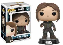 STAR WARS FUNKO POP ROGUE ONE JYN ERSO