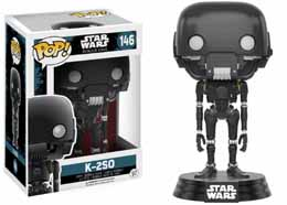 STAR WARS FUNKO POP ROGUE ONE K-2SO