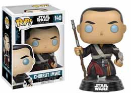 STAR WARS FUNKO POP ROGUE ONE CHIRRUT IMWE