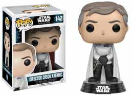 STAR WARS FUNKO POP ROGUE ONE DIRECTOR ORSON KRENNIC