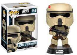 STAR WARS FUNKO POP ROGUE ONE SCARIF STORMTROOPER