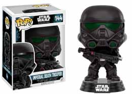 STAR WARS FUNKO POP ROGUE ONE IMPERIAL DEATH TROOPER