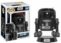 STAR WARS FUNKO POP ROGUE ONE C2-B5