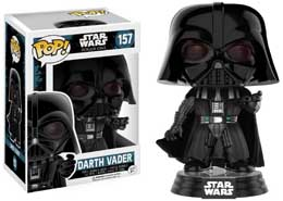 STAR WARS ROGUE ONE  FUNKO POP CHOKING GRIP DARTH VADER LIMITED EDITION
