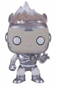 DC COMICS FUNKO POP WHITE LANTERN FIRESTORM