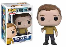 STAR TREK BEYOND FUNKO POP KIRK