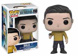 STAR TREK BEYOND FUNKO POP SULU