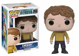 STAR TREK BEYOND FUNKO POP CHEKOV