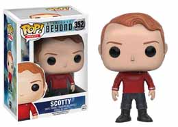 STAR TREK BEYOND FUNKO POP SCOTTY