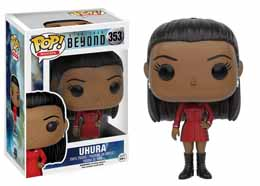 STAR TREK BEYOND FUNKO POP UHURA