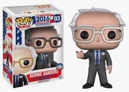 Campagne Présidentielle 2016 USA Figurine Funko Pop! Bernie Sanders