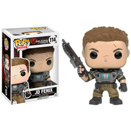GEARS OF WAR FUNKO POP! GAMES JD FENIX