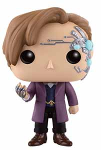 DOCTOR WHO FUNKO POP 11TH DOCTOR / MR CLEVER