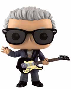 DOCTOR WHO FUNKO POP 12TH DOCTOR WITH GUITAR