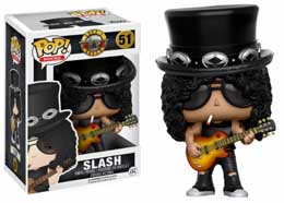 FIGURINE FUNKO POP GUNS N ROSES SLASH