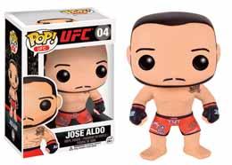 Photo du produit UFC POP! VINYL FIGURINE JOSE ALDO