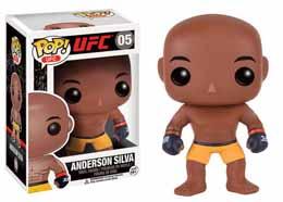 UFC POP! VINYL FIGURINE ANDERSON SILVA