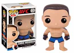 UFC POP! VINYL FIGURINE CHRIS WEIDMAN