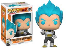 DBZ FUNKO POP SUPER SAIYAN GOD SUPER SAIYAN VEGETA