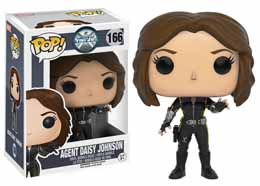MARVEL LES AGENTS DU SHIELD FUNKO POP BOBBLE HEAD AGENT DAISY JOHNSON