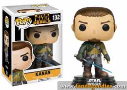 FUNKO POP STAR WARS REBELS KANAN
