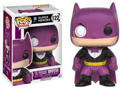 Photo du produit DC COMICS FUNKO POP BATMAN AS THE PENGUIN IMPOPSTER
