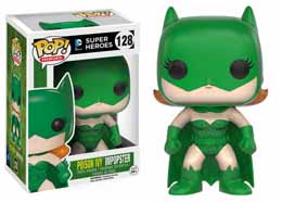 DC COMICS FUNKO POP BATGIRL AS POISON IVY IMPOPSTER