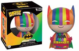 DC COMICS DORBZ RAINBOW BATMAN