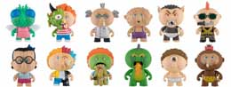 Photo du produit LES CRADOS 12 FIGURINES FUNKO MYSTERY MINIS 7 CM REALLY BIG SERIES 2 Photo 1