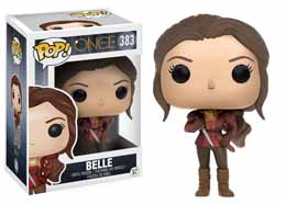 ONCE UPON A TIME FUNKO POP BELLE