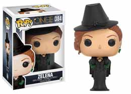 ONCE UPON A TIME FUNKO POP ZELENA