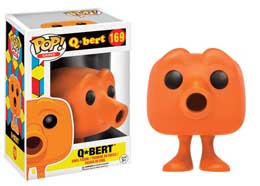 FIGURINE FUNKO POP Q-BERT
