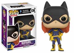 Photo du produit DC COMICS FUNKO POP BATGIRL MODERN