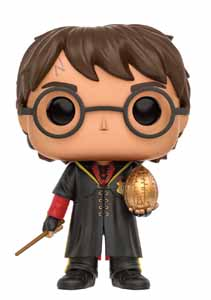 HARRY POTTER FUNKO POP HARRY POTTER (TRIWIZARD WITH EGG)