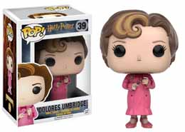 FUNKO POP HARRY POTTER DOLORES UMBRIDGE
