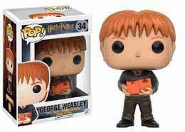 FUNKO POP HARRY POTTER GEORGE WEASLEY