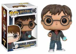 FUNKO POP HARRY POTTER HARRY WITH PROPHECY