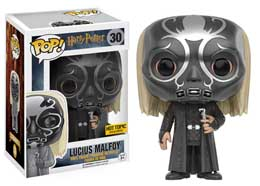 FUNKO POP HARRY POTTER DEATH EATER MASK LUCIUS