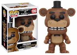 FUNKO POP FREDDY FIVE NIGHTS AT FREDDY'S