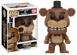 FUNKO POP FREDDY FIVE NIGHTS AT FREDDY'S