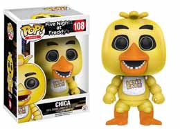 FUNKO POP CHICA FIVE NIGHTS AT FREDDY'S
