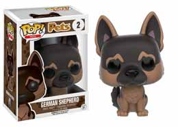 FUNKO POP PETS DOG GERMAN SHEPHERD