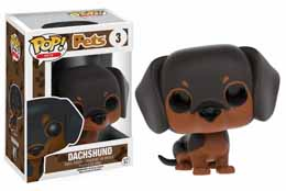 FUNKO POP PETS DOG DACHSHUND