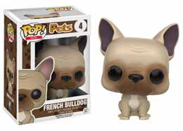 FUNKO POP PETS DOG FRENCH BULLDOG